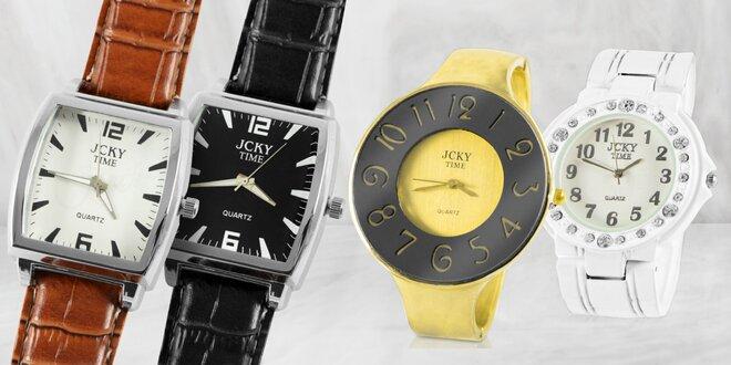 Pánské a dámské hodinky od JCKY Time: 11 variant