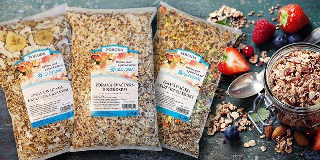 Mix ovoce a zdravých semínek pro každý den
