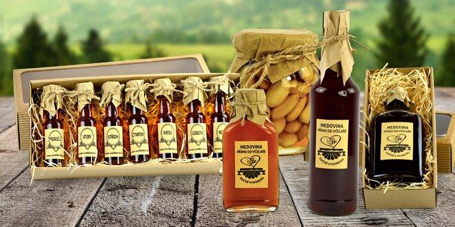 Přímo od včelaře: medovina, med i pochoutky v něm