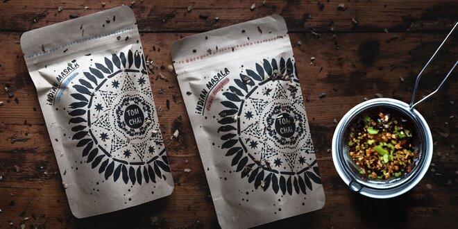 Tom Chai: ručně vyráběné směsi na orientální nápoj