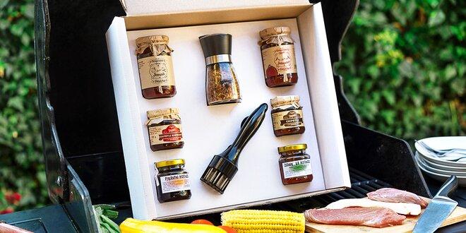 Boxy dobrot na grilování od českého výrobce Ungrier