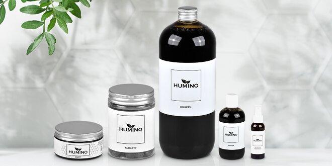 Přírodní produkty Humino nejen na lupénku a ekzém