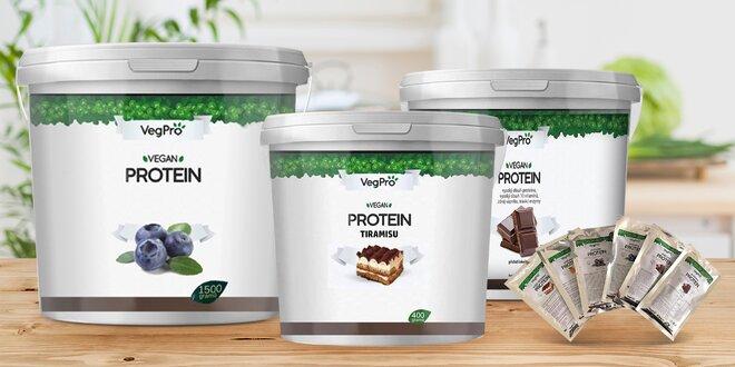 České rostlinné proteiny pro redukci tuků: 4 chutě