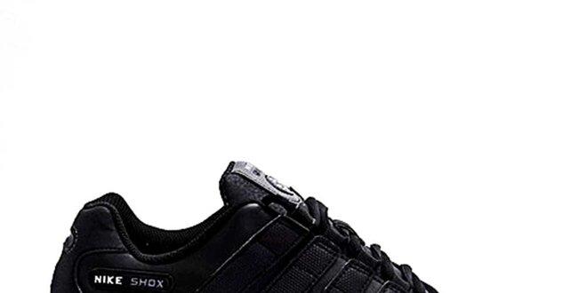 Pánské černé sportovní tenisky Nike Shox  9b3e5bfce6a