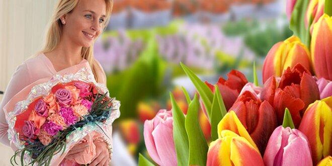 Překrásné květiny na Valentýna