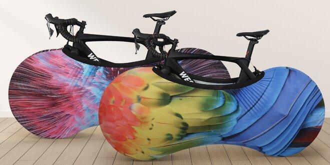 Ochranný potah na kolo: 2 velikosti, 6 designů
