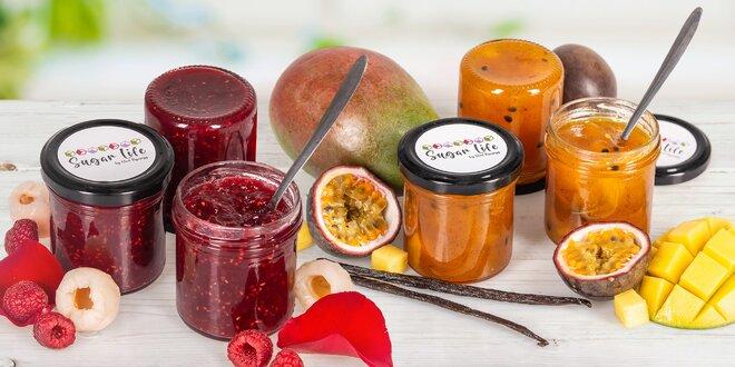 Exotické džemy, netradiční karamely i oříškové krémy