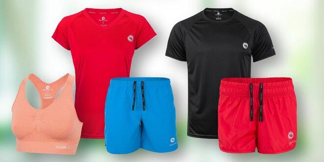 Sportovní prodyšné oblečení pro pány i dámy