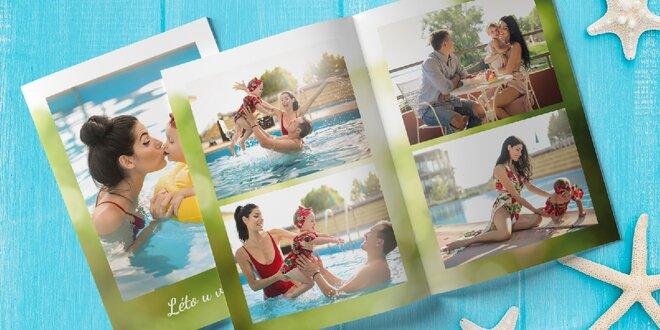 Fotosešit s 12 stranami: pro 12 až 100 fotografií