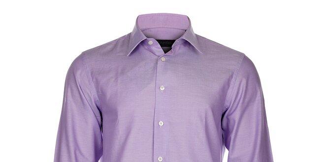 Pánská světle fialová košile Calvin Klein  8b308ac5c0