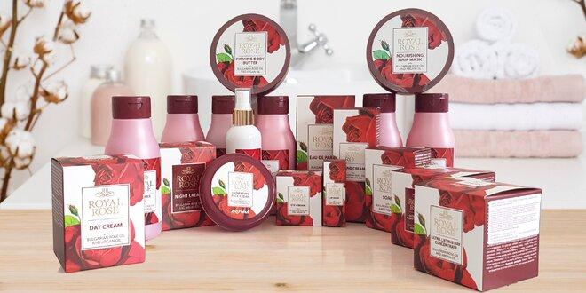 Růžová kosmetika pro ženy Royal Argan Rose Oil