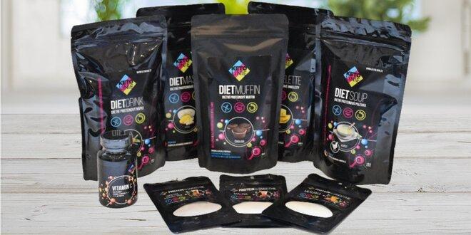Ketolinie: balíčky proteinové diety na 14 nebo 21 dní