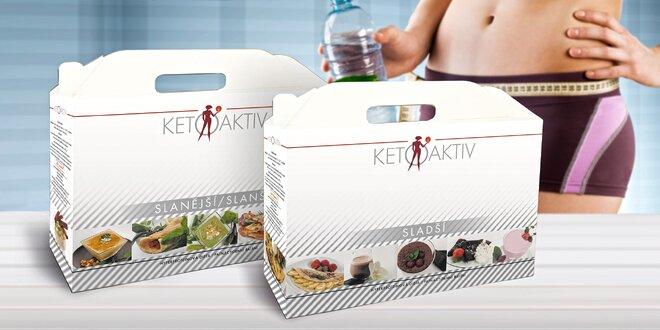 15denní proteinová dieta KETOAKTIV®: sladká i slaná