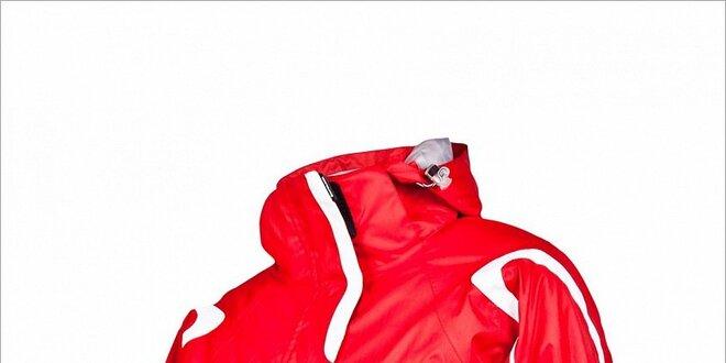 6be36ce4781 Dámská lyžařská bunda značky Envy v červené barvě