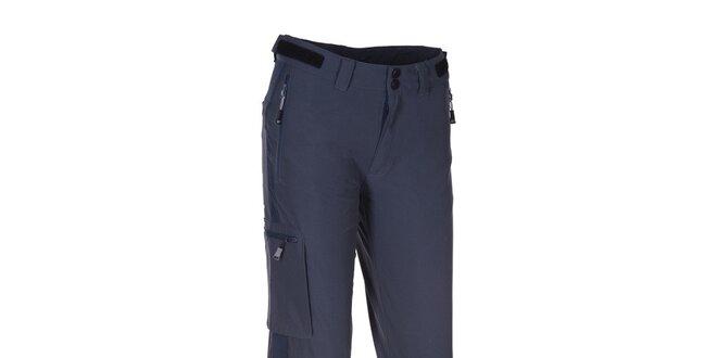 Dámské modro-šedé sportovní kalhoty Envy