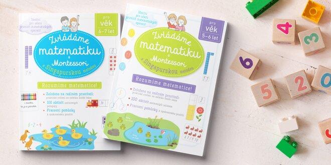 Matematika s Montessori a singapurskou metodou
