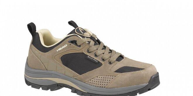 Světle hnědá nízká trekingová obuv Head  1a0d01acff