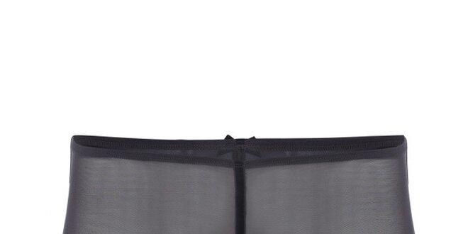 Dámské tmavě šedé nohavičkové kalhotky Hoff by Hoff