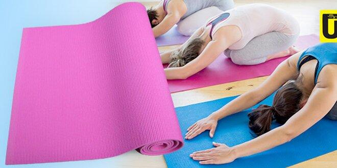 Vybavte se pomůckami na jógu, pilates i posilování