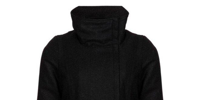 Dámský temně šedý kabátek Bench