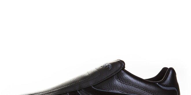 Pánské černé tenisky Lonsdale  99a0e7f1a47