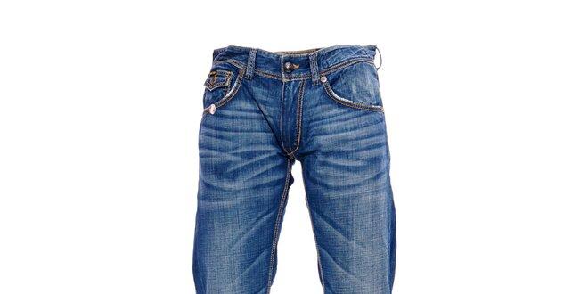 Moderní pánské džíny značky Rare  b764e1dafc