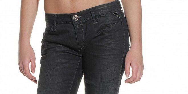 Dámské černé džíny Replay