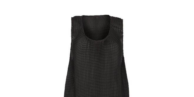 Dámské černé šaty Fazane Malik