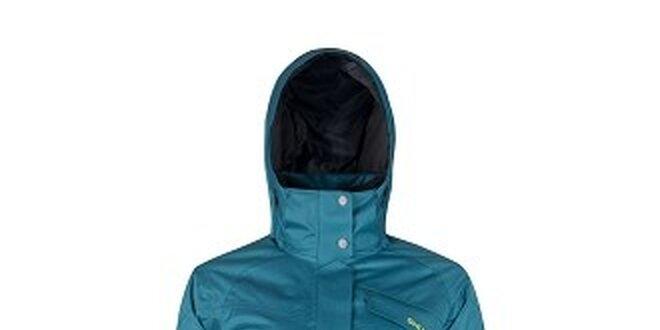 Dámská modrá lyžařská bunda Husky