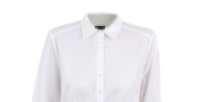 Dámská bílá body košile Pietro Filipi  60fc4f981e