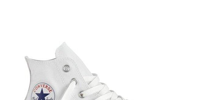 750066dc892 Bílé kotníkové tenisky Converse