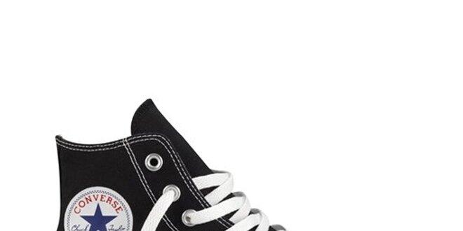 Černé kotníkové tenisky Converse  ceb6f824fd9
