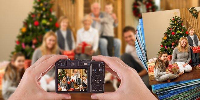 Výroba kvalitních fotografií - 50 nebo 100 fotek v super kvalitě