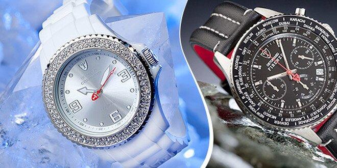 6759c517433 Luxusní hodinky DeTomaso Glamour