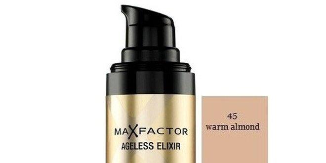 MF Ageless Elixir 2in1 45 Warm Almond, make-up