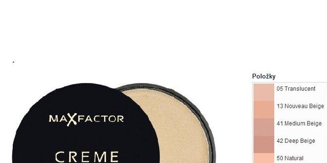 MF Creme Puff 75 Golden, pudr