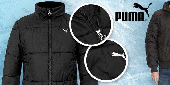 Černá dámská zimní bunda Puma Padded Jacket  e5c6e206d42