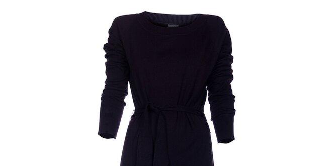 Dámské černé šaty Pietro Filipi  24c1e0635a4