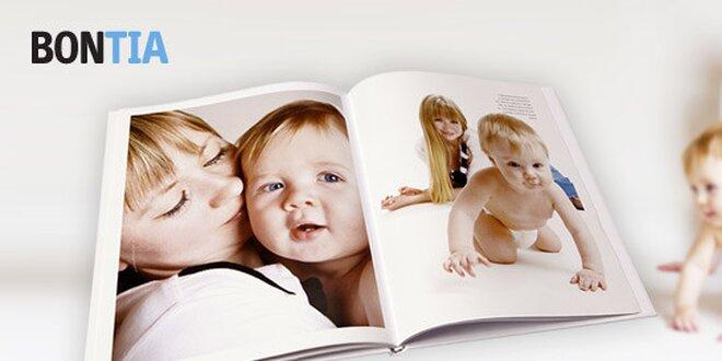 Luxusní fotokniha v tvrdých deskách