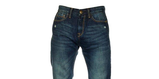 fec53faf65f Pánské modré džíny Exe Jeans