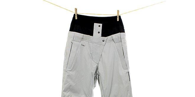 Dámské bílé membránové kalhoty Hannah
