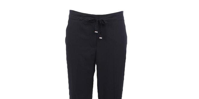 Dámské černé kalhoty Kaffe