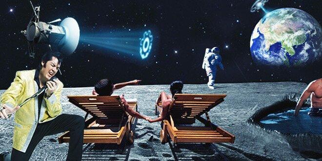 Nezapomenutelný výlet na Měsíc nebo na Mars