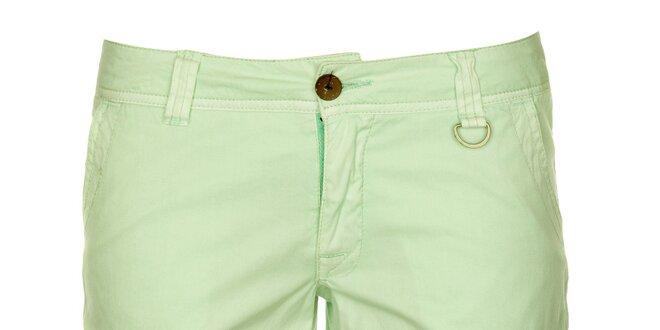 Dámské mintové šortky Fundango