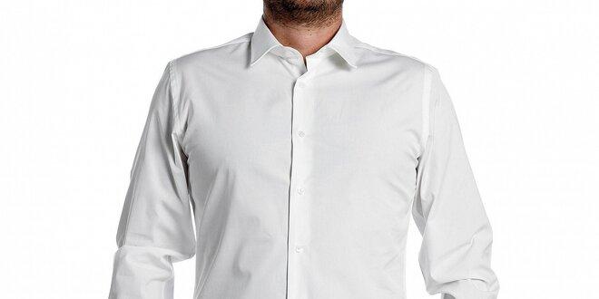 Pánská bílá košile Calvin Klein  13b896298b