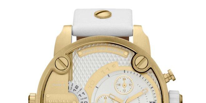 bc756ecdc Pánské zlaté hodinky Diesel s multifunkčním ciferníkem | Slevomat.cz