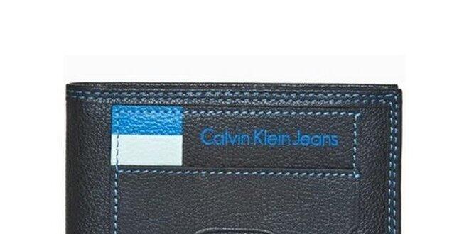 Pánská černá peněženka Calvin Klein  787b3b947c7