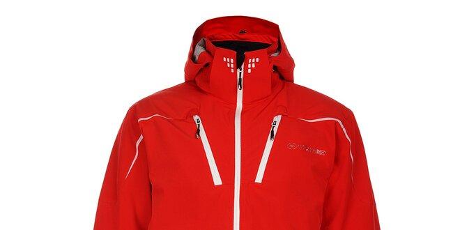 Pánská červená lyžařská bunda Trimm Phoenix