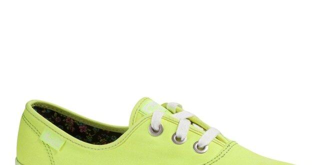 Dámské neonové tenisky Keds
