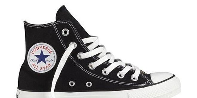 Černé kotníkové tenisky Converse  4e183beda4